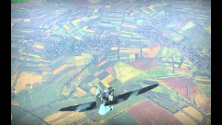 War Thunder (v1.41) : Event en Yak 3P : 2 jets down + 1 ME410