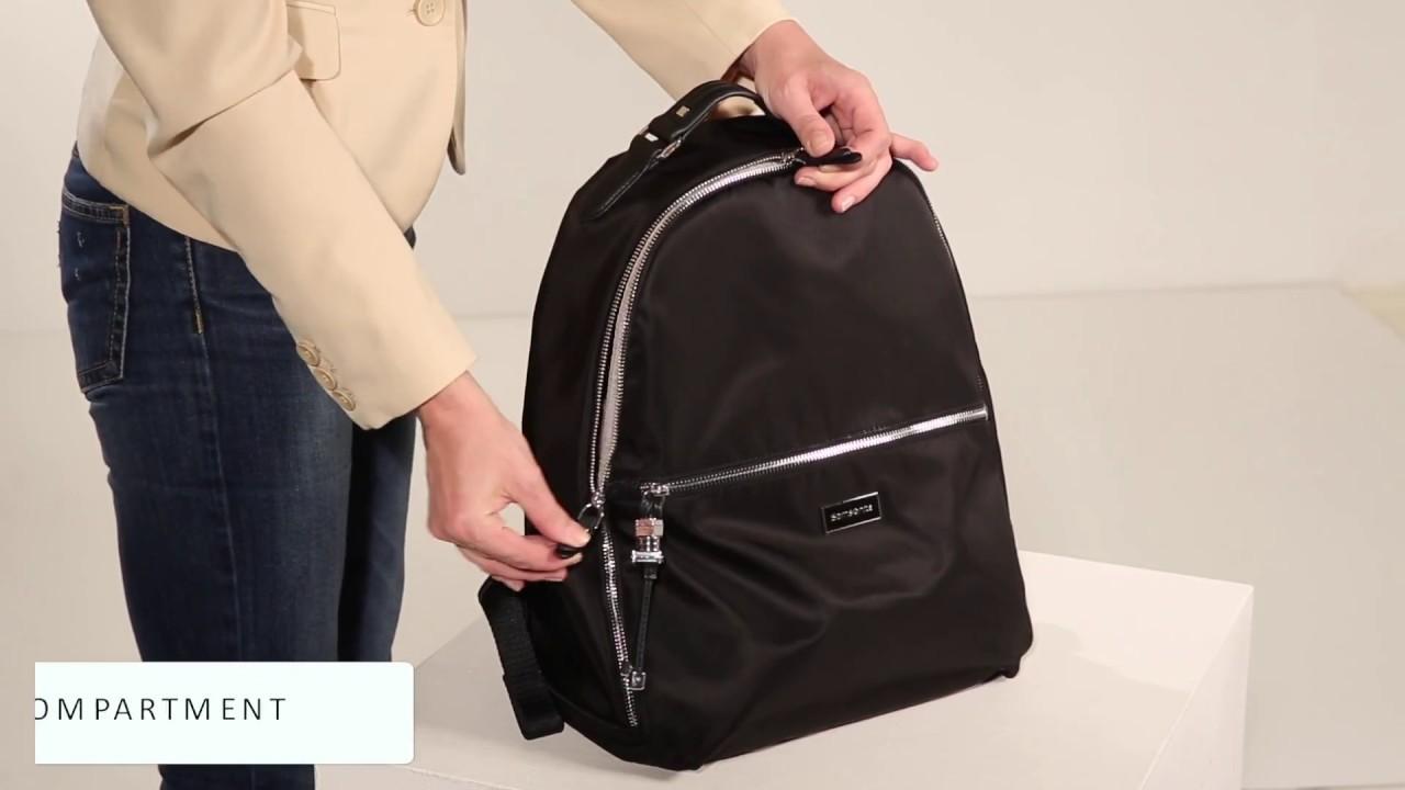 4c4993bfe9 Karissa Biz Backpack 14.1