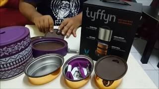 Unboxing Video Vaya Tyffyn...