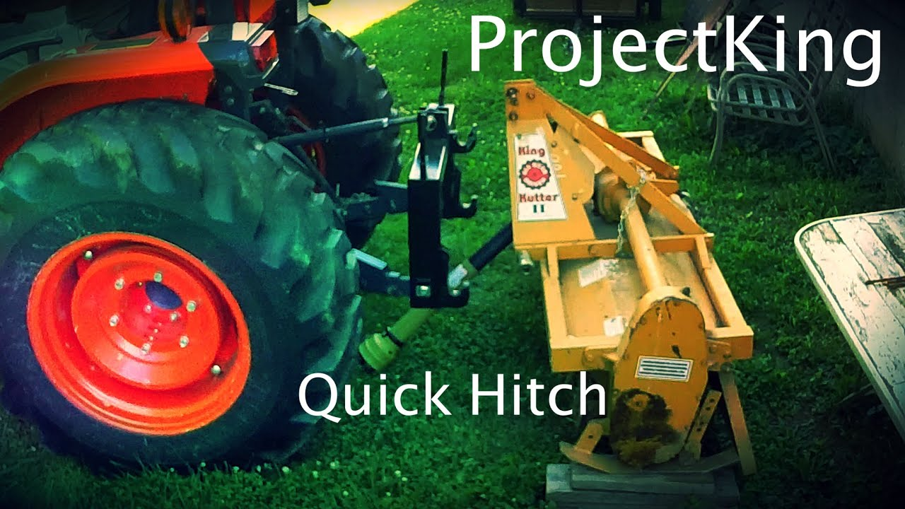 3 point Hitch Kits for Compact Tractors