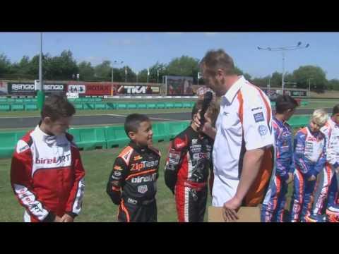 Kart Master 2016   Sunday Driver Presentation