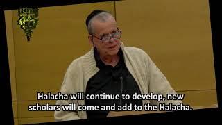 דברי זוכה פרס נובל פרופ' אהרון צ'חנובר באירוע האנציקלופדיה תלמודית בכנסת