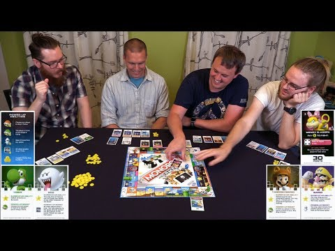 Monopoly Gamer - Full Gameplay & Discussion