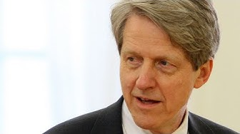 Yale's Shiller on Economic Fallout From Virus, Fed Policy and Housing