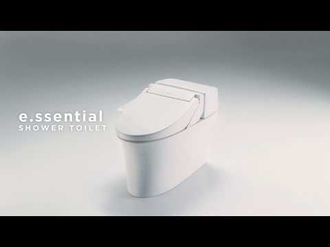 American Standard E.ssential Shower Toilet