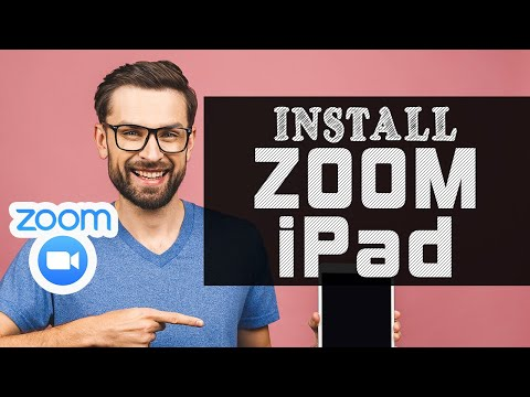 How To Install Zoom On iPad Tutorial