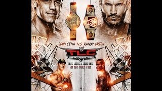 WWE TLC 2013 Review: Tables, Ladders, Chairs, and Handcuffs