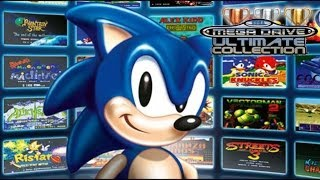 [VideoTest] Sega Megadrive Ultimate Collection (PS3)