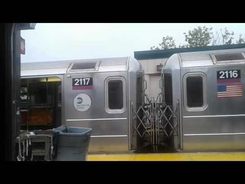 (6) Local line from Pelhambay Park to Brooklyn Bridge City Hall (Bronx to Manhattan) *Part 1*