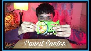 ASMR MUKBANG Pancit Canton (lo…