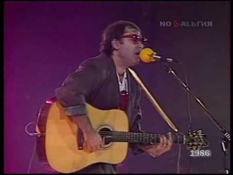 Ivan Graziani - Lugano addio - live a Mosca 1986