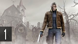 Resident Evil 4 HD Project - Walkthrough #1 Gameplay No Commentary (Professional No Damage)