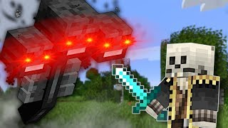 WE FOUGHT THE WITHER BOSS! - Minecraft Multiplayer Gameplay