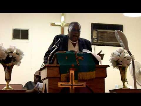 Trinity African American Methodist Episcopal Church