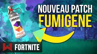 Patch Summary: The Fumigène Fortnite Battle Royale