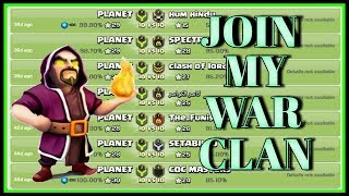 Join My Unbeatable clan !