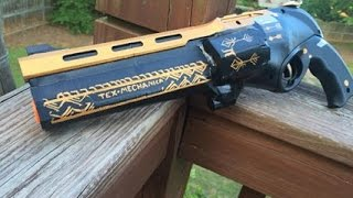 real life last word from destiny functional nerf gun replica