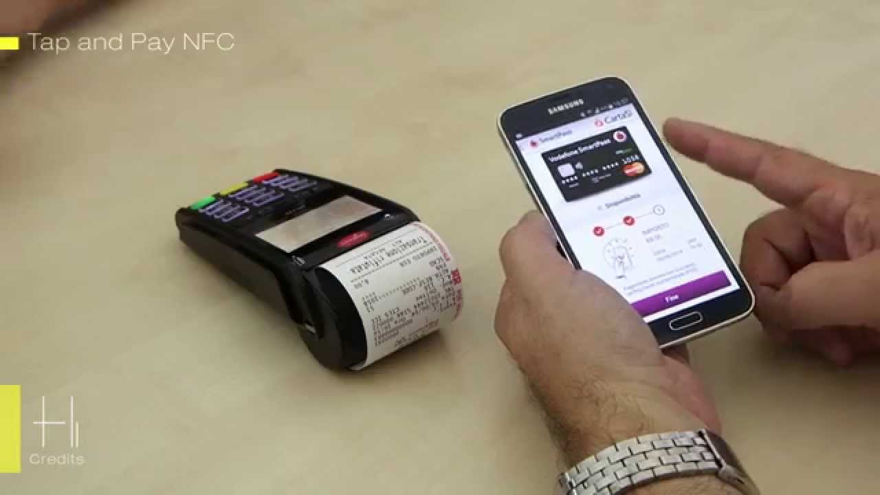 Tap & Pay NFC