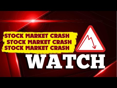 STOCK MARKET CRISIS JUST AHEAD WHAT WILL BE THE EFFECT ON BITCOIN