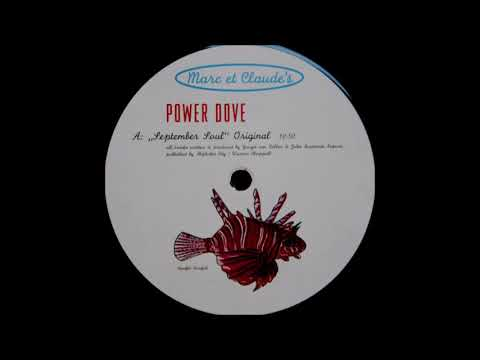 Power Dove - September Soul
