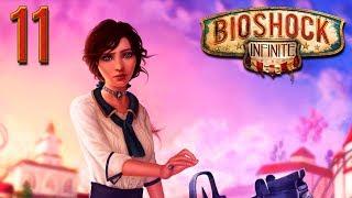"""BioShock: Infinite [60FPS] прохождение на геймпаде часть 11 Дирижабль """"Первая Леди"""""""