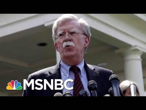 Senators Demand Answers From President Donald Trump Admin On Iran Threat | Velshi & Ruhle | MSNBC