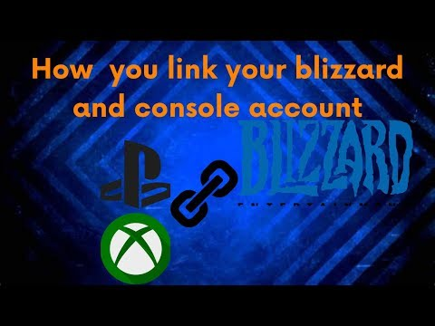 How To Link Your Xbox Or PlayStation Account To Your Blizzard Account