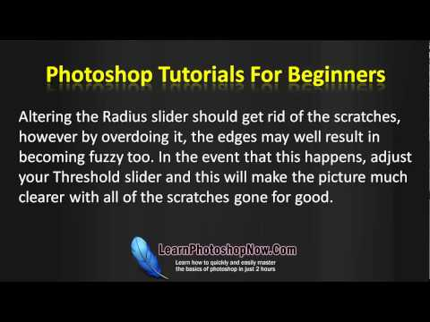 Photoshop CS5 Tips For Beginners