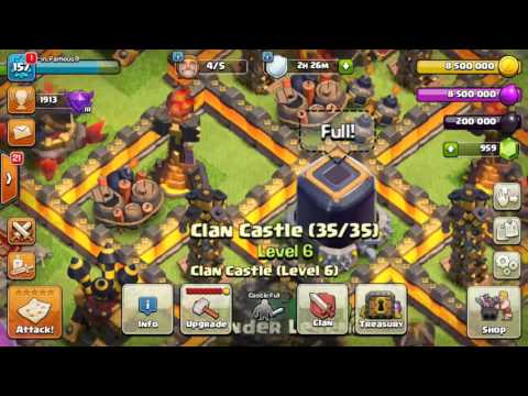 Clash Of Clans | Complete MAX TH 10!