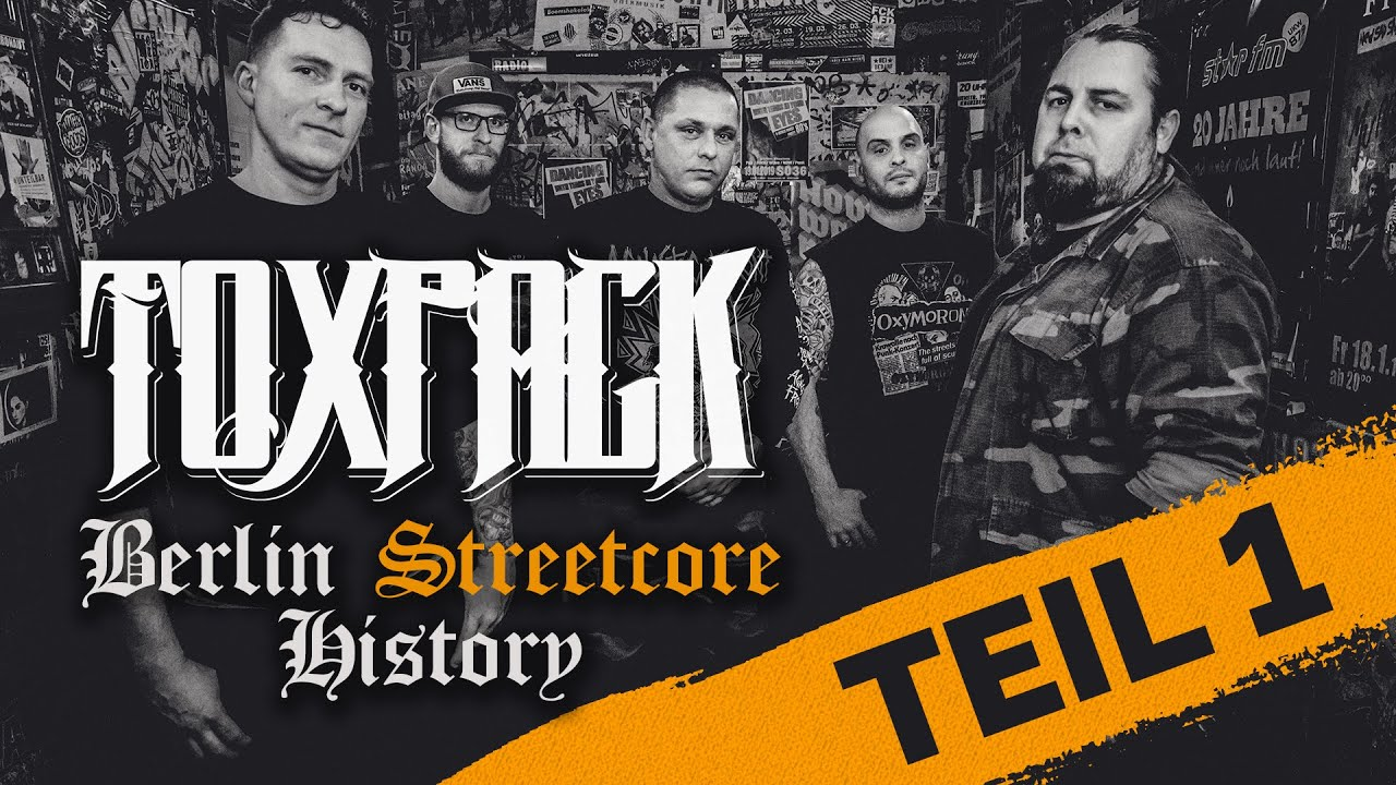 TOXPACK — Berlin Streetcore History (Episode 1) (Subtitles available) | Napalm Records