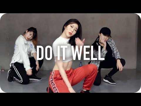 Do It Well - Jennifer Lopez / Tina Boo Choreography