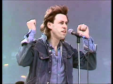 LIVE.AID.1985.Boomtown Rats I Don't Like Mondays