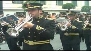 Desfile Clausura Congreso de Bandas 44 La Victoria (Cordoba)