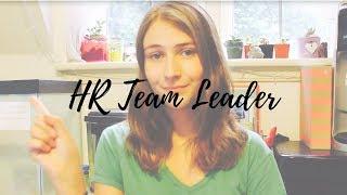 HR Team Leader Resume by Jobstagram.com