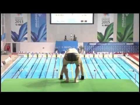 Mixed Team Event Diving - Universiade Gwangju Games 2015 - Full Event