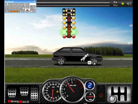 Пример переключения передач и настройка КПП