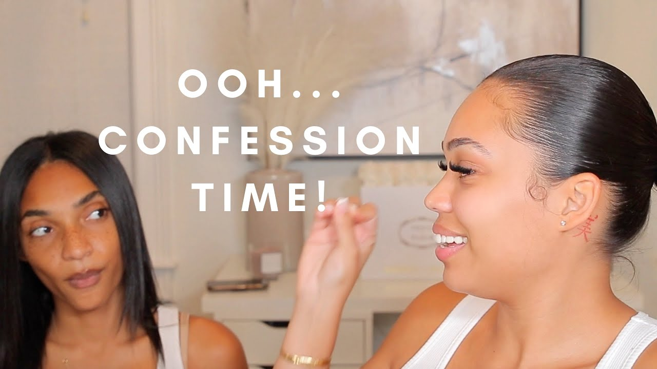 CONFESSION TIME | WE STOPED BEING FRIENDS? + MY SUGAR DADDY + DATING + MORE... | Briana Monique'