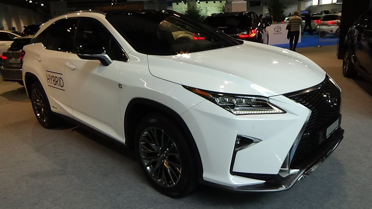 2018 Lexus Rx 450h Diamond Exterior And Interior Auto Zürich Car Show 2017
