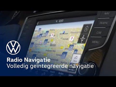 Volkswagen Radio Navigatie Nederlands gesproken