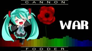[Hatsune Miku] War never been so much fun (Cannon Fodder theme)