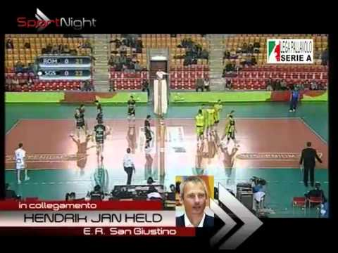 Sport Night – 13a Puntata – VOLLEY