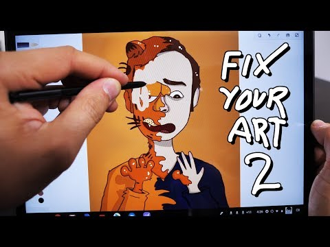 FIX YOUR ART 2 (YIAY #432)