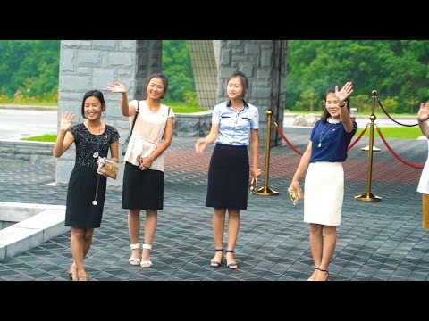 SAYING GOODBYE! - North Korea Day 10