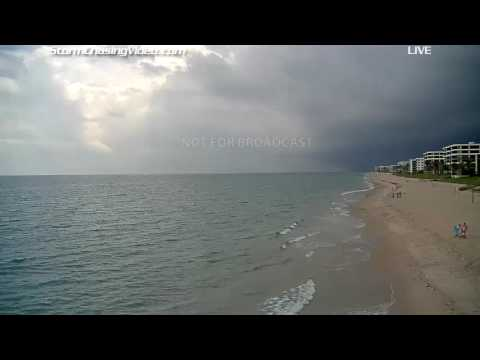 Lake Worth FL Pier LIVE Weather 6/9/2016