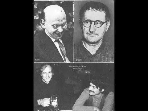 Lerryn - Von der Billigung der Welt (Eisler/Brecht)