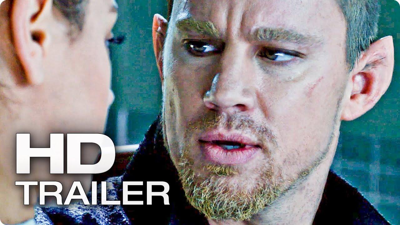 JUPITER ASCENDING Offizieller Trailer Deutsch German | 2015 Mila Kunis [HD]