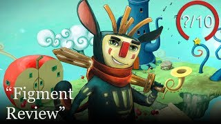 Figment Review [PS4, Switch, & PC] (Video Game Video Review)