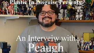 Plastic In Disguise presents: Peaugh, the interview