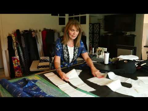 Let's Sew - The Perfect Summer Jacket - Episode 90