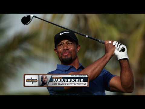 Singer Darius Rucker on Performing Drunk at Tiger Woods' Wedding | The Dan Patrick Show | 7/27/17